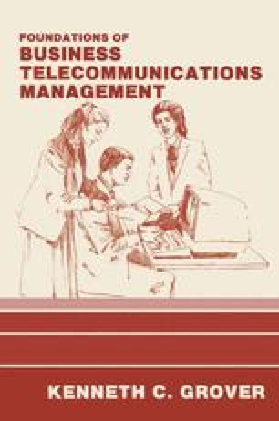 Foundations of Business Telecommunications Management