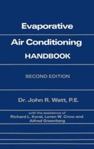 Evaporative Air Conditioning Handbook