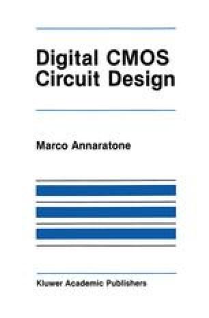 Digital CMOS Circuit Design