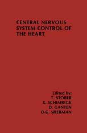 Central Nervous System Control of the Heart