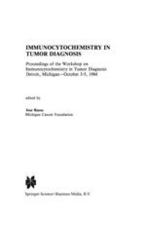 Immunocytochemistry in Tumor Diagnosis