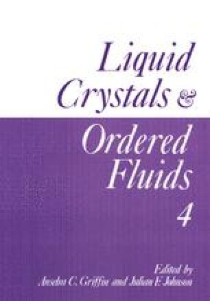 Liquid Crystals and Ordered Fluids