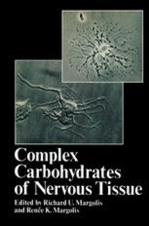 Complex Carbohydrates of Nervous Tissue