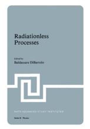 Radiationless Processes
