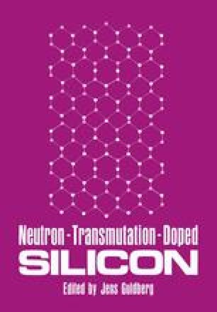 Neutron-Transmutation-Doped Silicon