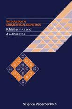 Introduction to Biometrical Genetics