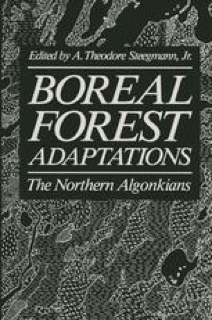 Boreal Forest Adaptations