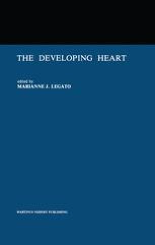 The Developing Heart