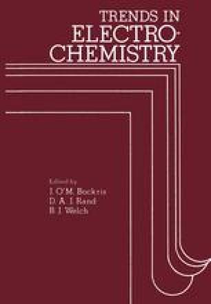 Trends in Electrochemistry