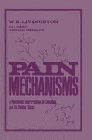 Pain Mechanisms