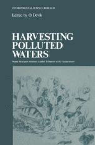 Harvesting Polluted Waters
