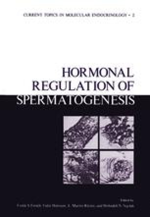 Hormonal Regulation of Spermatogenesis