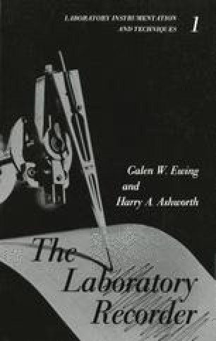 The Laboratory Recorder