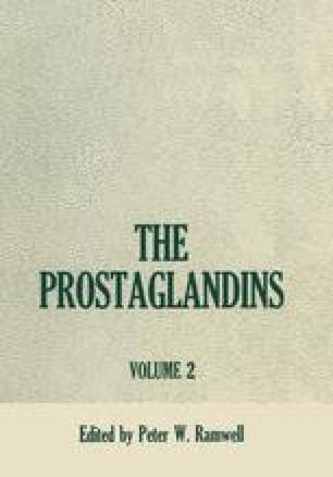 The Prostaglandins