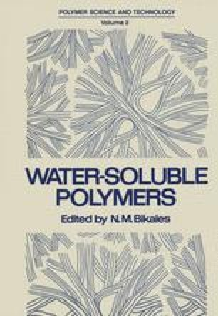 Water-Soluble Polymers