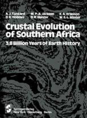 Crustal Evolution of Southern Africa