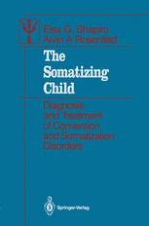 The Somatizing Child