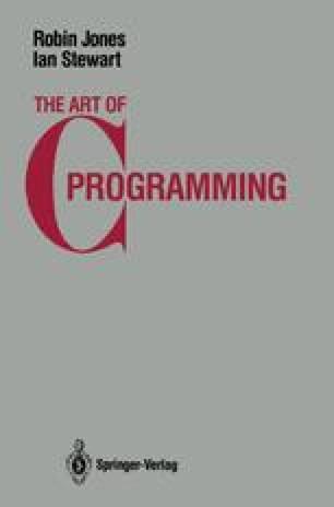 The Art of C Programming