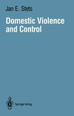 Domestic Violence and Control