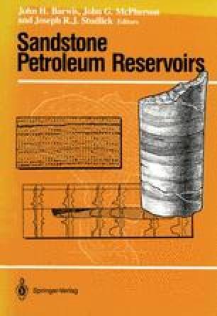 Sandstone Petroleum Reservoirs