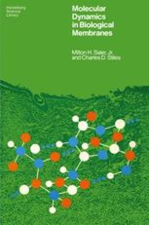 Molecular Dynamics in Biological Membranes