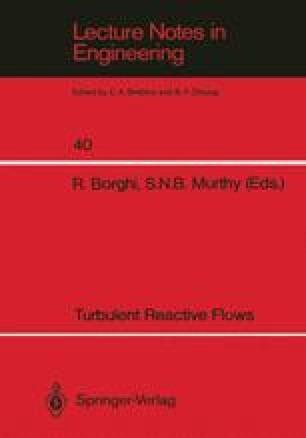 Turbulent Reactive Flows