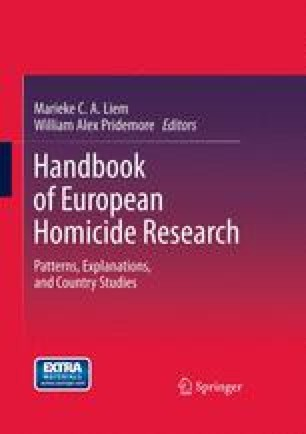 Handbook of European Homicide Research