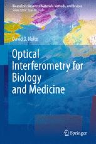 Optical Interferometry for Biology and Medicine