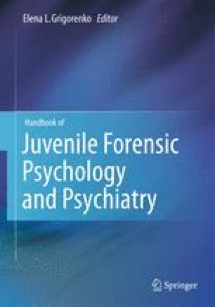 Handbook Of Juvenile Forensic Psychology And Psychiatry Springerlink