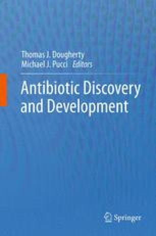 Antibiotic Discovery and Development