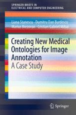 Creating New Medical Ontologies for Image Annotation