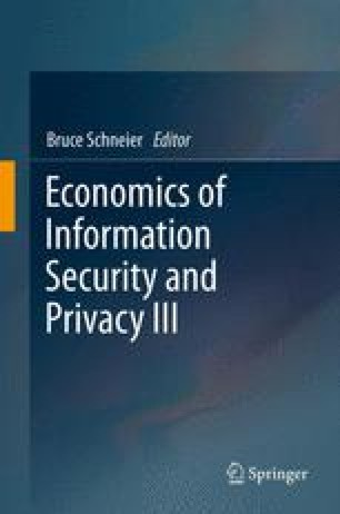 The Privacy Landscape: Product Differentiation on Data