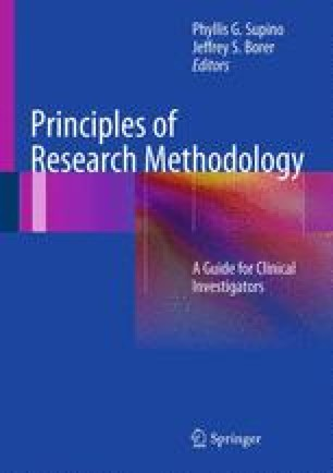 Principles of Research Methodology