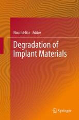 Degradation of Implant Materials