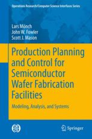 Production Planning Approaches | SpringerLink