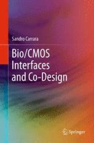 Bio/CMOS Interfaces and Co-Design