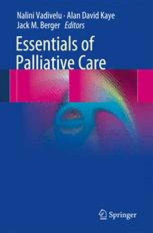 Essentials of Palliative Care