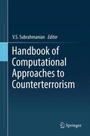 Handbook of Computational Approaches to Counterterrorism