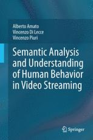 Semantic Analysis and Understanding of Human Behavior in Video Streaming