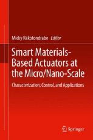 Smart Materials-Based Actuators at the Micro/Nano-Scale