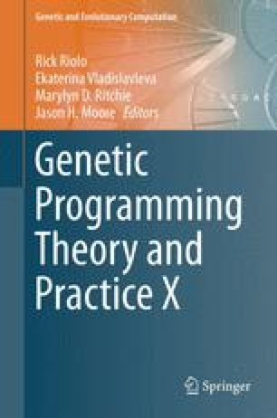 Genetic Programming Theory and Practice X