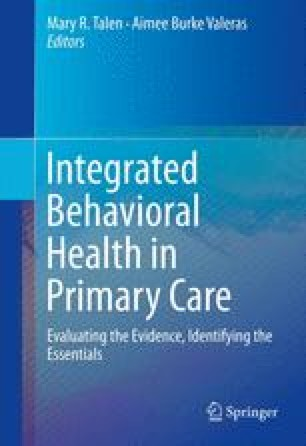 Integrated Behavioral Health in Primary Care