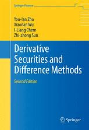 Derivative Securities and Difference Methods
