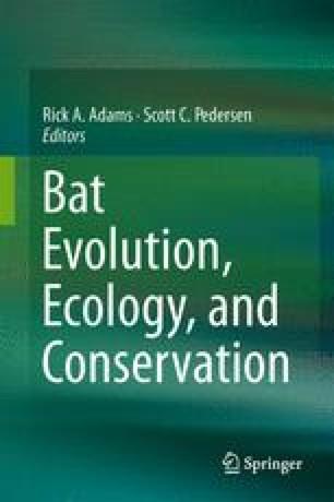 Bat Evolution, Ecology, and Conservation
