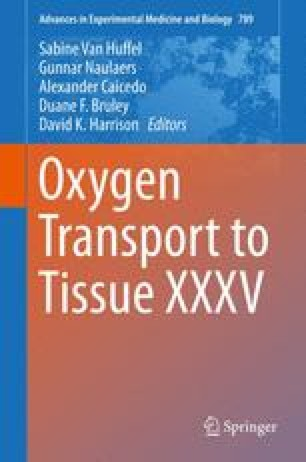 Oxygen Transport to Tissue XXXV