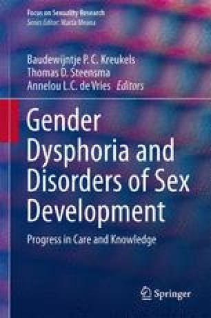 Gender Dysphoria and Disorders of Sex Development