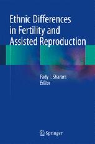Ethnic Differences in Fertility and Assisted Reproduction