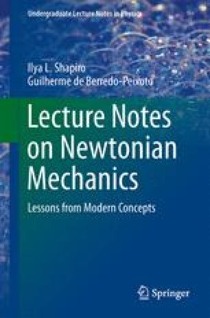 Lecture Notes on Newtonian Mechanics
