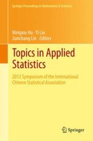 Topics in Applied Statistics