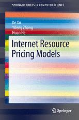Internet Resource Pricing Models (SpringerBriefs in Computer Science)